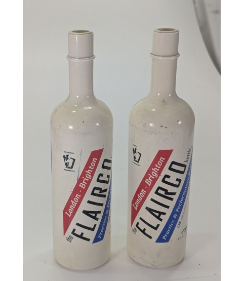 FLAIRCO MALIBU FLAIR BOTTLE - Stained White / Scratched / Marked - 750ML