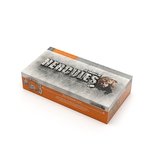 V-Cube 'The Labours of Hercules' Puzzle Game - Trilogy 1