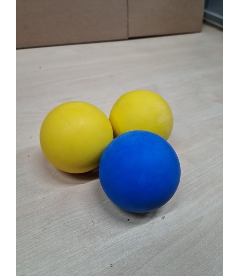 Play Bouncing Ball 70mm - Set of 3 - Bargain basement - RRP £29.25
