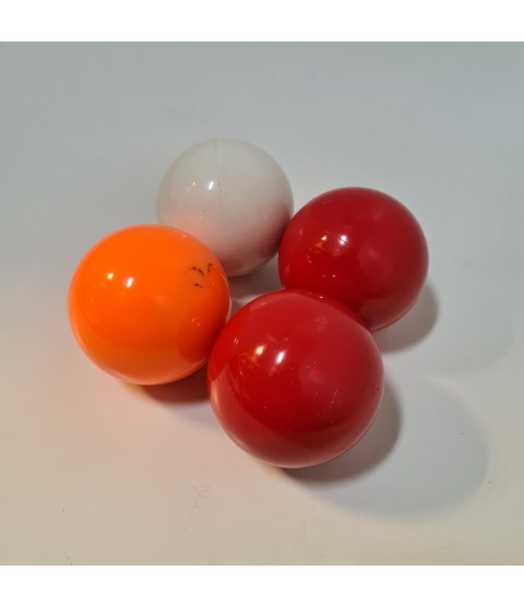 Play Stage Ball 80mm - Set of 4 - Bargain basement - RRP £23.96
