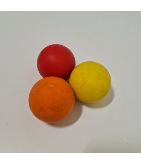 Play Bouncing Ball - 60mm - Set of 3 - Bargain basement - RRP £24.75