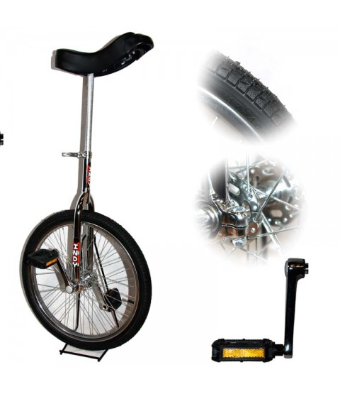 "Deluxe Indy Trainer 20"" Unicycle"