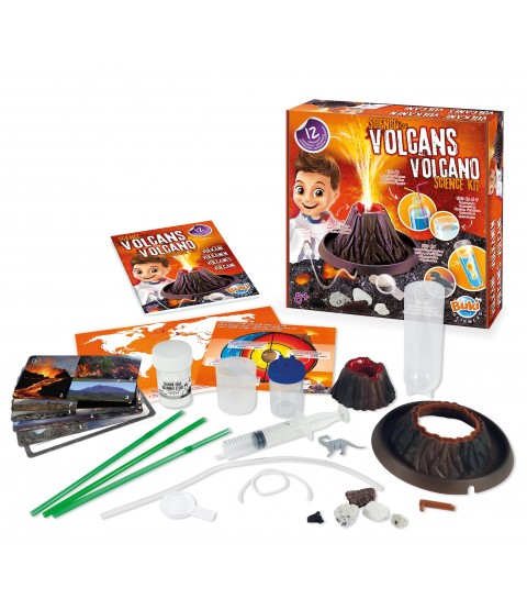 BUKI Volcano Science Experiment Kit