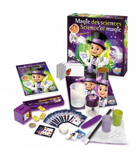 BUKI Science of Magic Kit