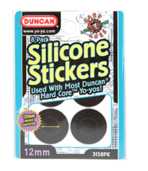 Duncan silicone pads