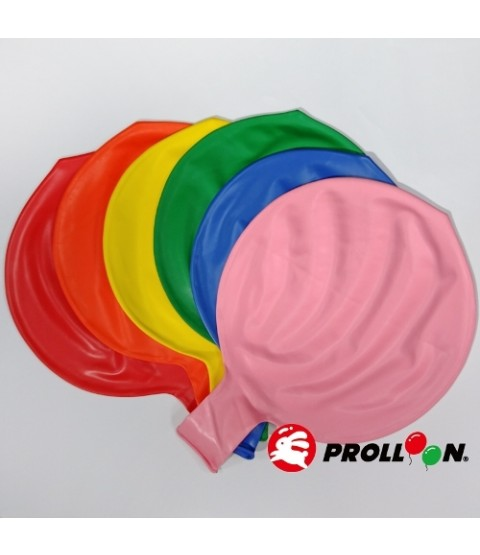 "Prolloon Giant Balloons 42"" 684X Standard colour Balloon - Bargain basement"