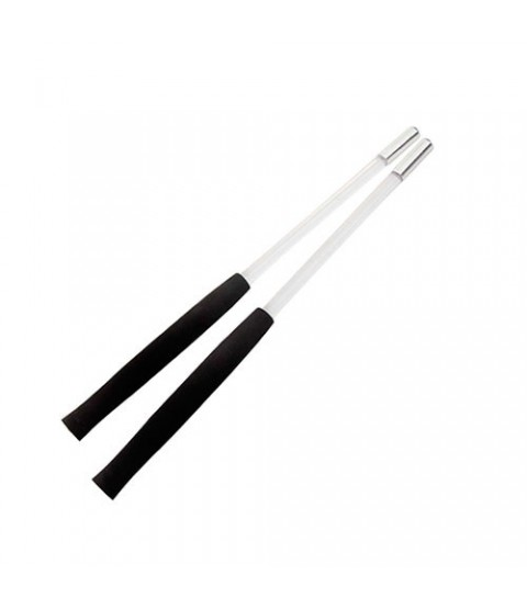 Mr Babache Energy Diabolo Hand Sticks-Black foam