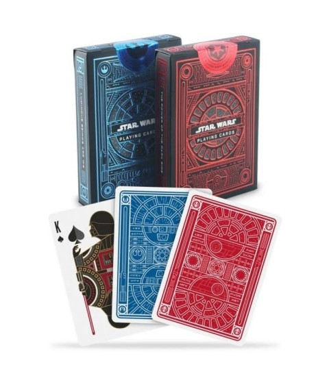 Theory 11 Star Wars Playing Card Decks