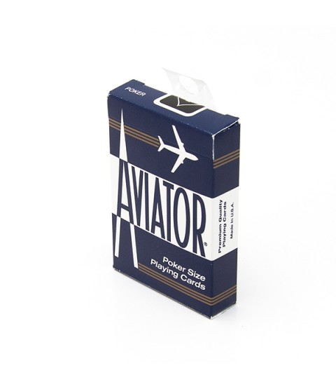 Aviator Playing Card Deck - Various Colours Available