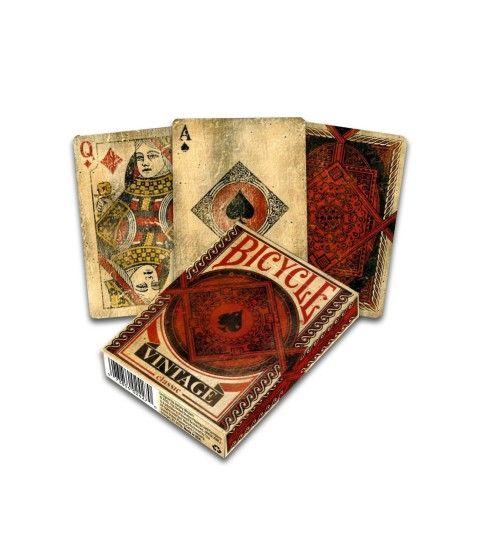 Bicycle Vintage Playing Card Deck