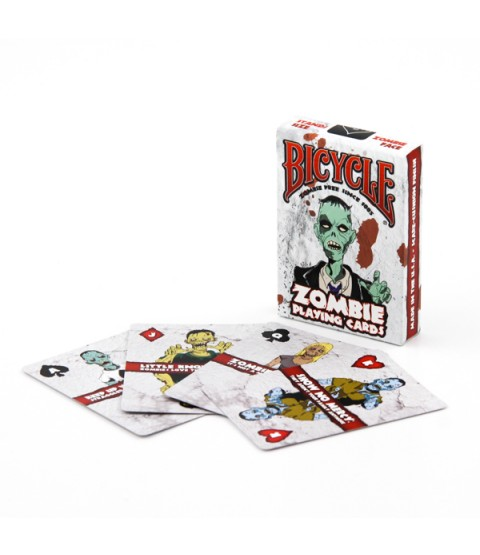 Bicycle Zombie Playing Card Deck