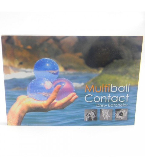 MultiBall Contact Book by Drew Batchelor