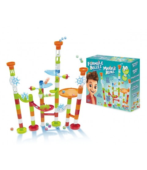 BUKI Construction Kit - Marble Run - Large