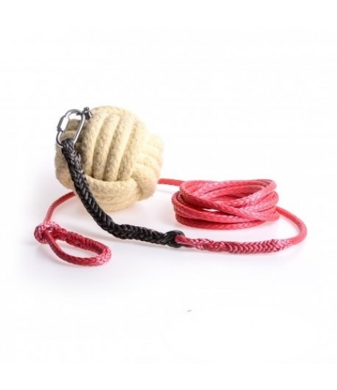 Firelovers Fire Poi   Fire Rope Dart - With Technora Rope