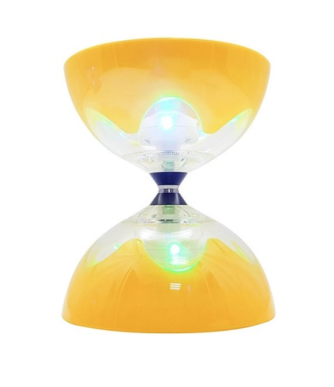 HyperSpin Fixed Axle Chameleon LED T-Series - Jumbo Diabolo