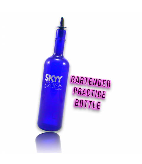 Flairco Skyy Vodka Flair Bottle