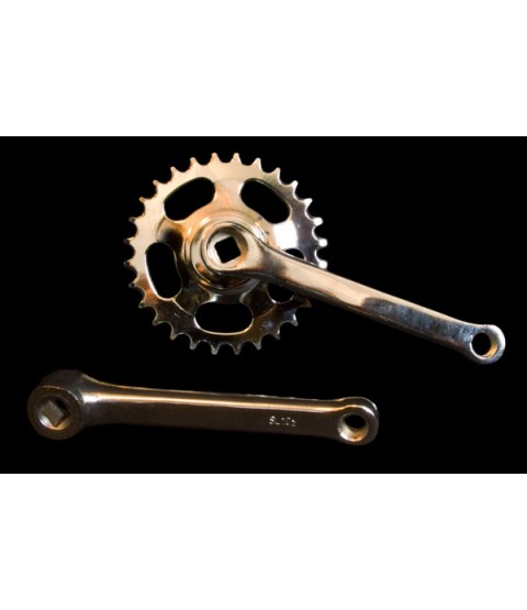 Crank and Sprocket set for Giraffe Unicycle