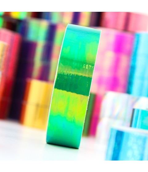 2 x Top Flight Iridescent Tape - 24mm / 20m