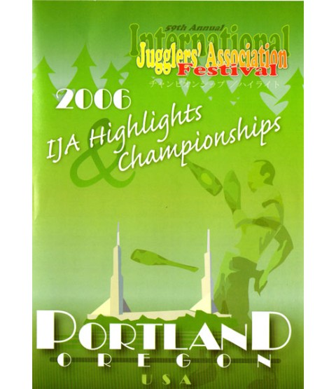 2006  IJA Championship highlights- Portland Oregon