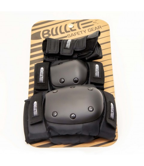 Bullet Combo Deluxe Padset Adult - OSFA