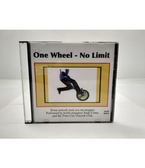 ONE WHEEL NO LIMIT DVD