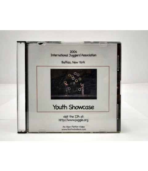 2004 International Jugglers Association Youth Showcase DVD