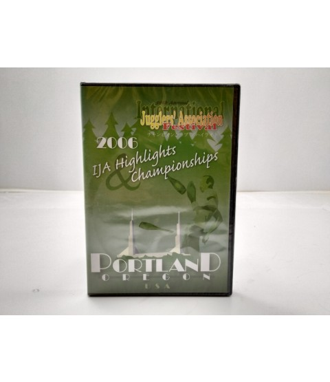 IJA 2006 Highlights and championships 2006 DVD