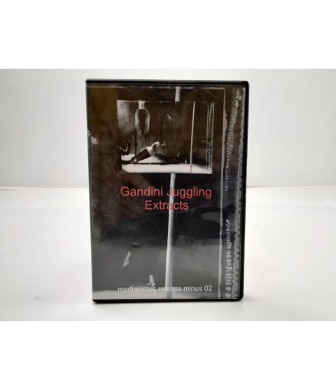 Gandini Juggling Extracts DVD
