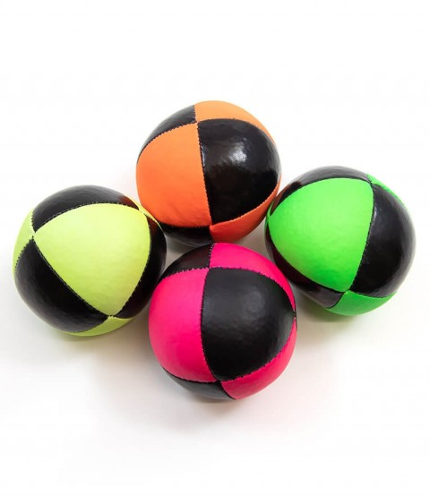 Juggle Dream 8-panel Squeeze Thud Ball 120g - UV