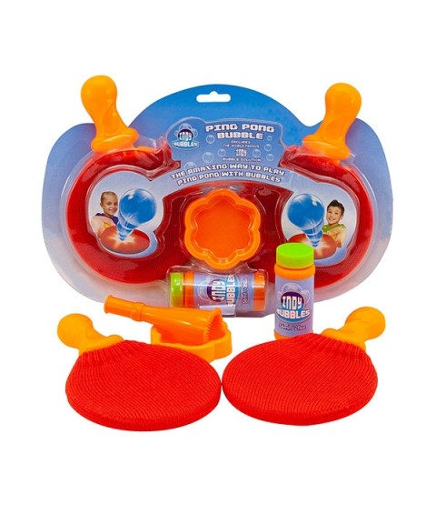 Indy Bubble Ping-Pong Set