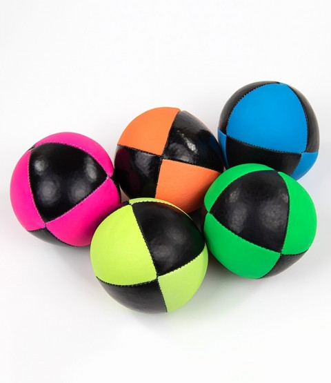 Juggle Dream Squeeze 8 Panel UV Thud Ball - 120g