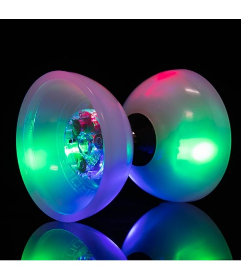 Juggle Dream Carousel LED Bearing Diabolo