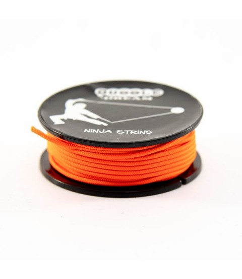 10m Juggle Dream Orange Ninja String - Diabolo String