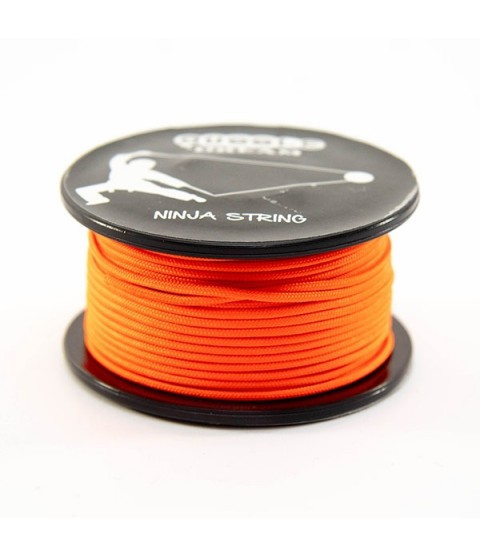 25m Juggle Dream Orange Ninja String - Diabolo String