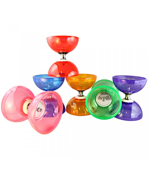Juggle Dream 'Cyclone Quartz 2' Diabolo