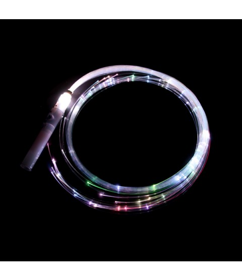 Juggle Light Fibre Optic Whip