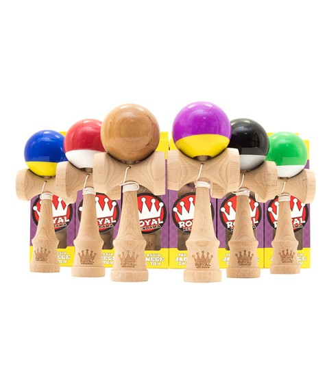 ROYAL KENDAMA - PLUSH PERFORMANCE MODEL