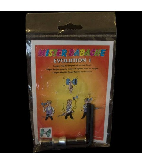 Mr Babache Evolution Kit 1, Fingers
