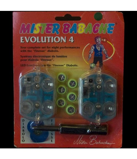 Mr Babache Light Kit - Evolution 4