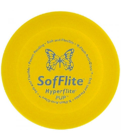 Hyperflite SofFlite Dog Training Sports Disc- Pup Version