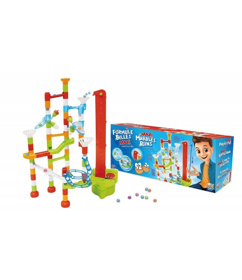 BUKI Construction Kit - Marble Run - Maxi
