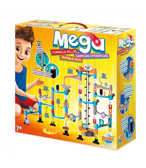 BUKI Construction Kit - Marble Run - Mega