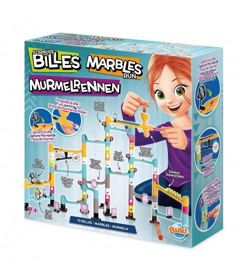 BUKI Construction Kit - Marble Run - Medium