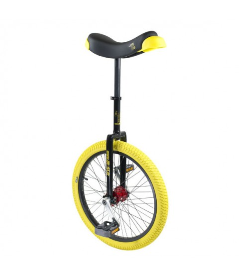 "Qu-AX 'Profi' 20""  Freestyle Unicycle"
