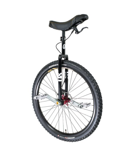 "Qu-Ax QX Muni 29"" Disc Brake Unicycle - Q-AXLE system"