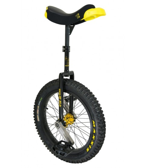 "Qu-AX 19"" Trials Unicycle"