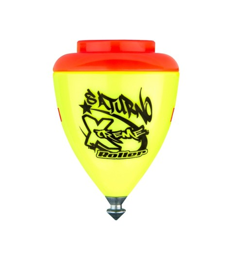 Trompos Space Saturno Xtreme Spinning Top - Roller Tip