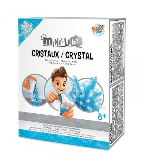 BUKI Mini-Lab Crystals Science Kit
