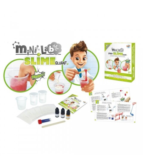 BUKI Mini-Lab Slime Science Kit