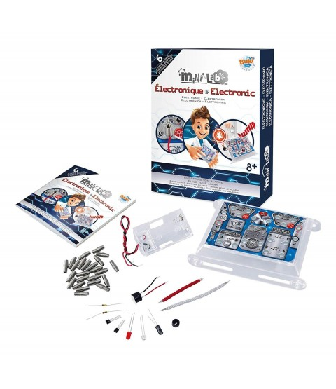 BUKI Mini-Lab Electronic Science Kit